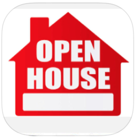 Open House Visitor app