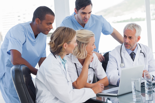 CRM for healthcare providers
