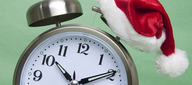 Maximize Your Time During the Holidays