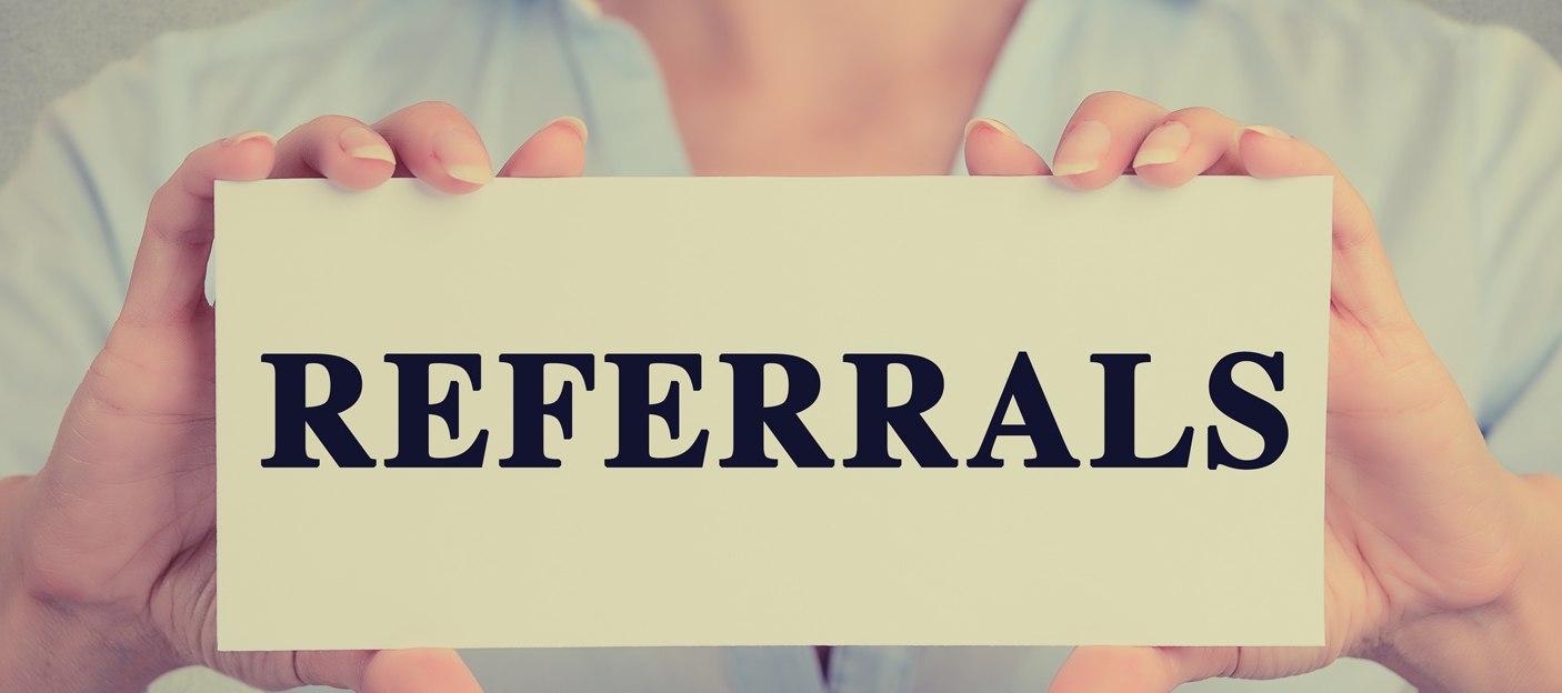 The Value And Benefits Of Customer Referrals Get Organized