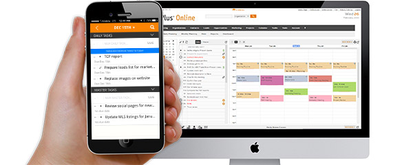Online Planner - mobile and browser