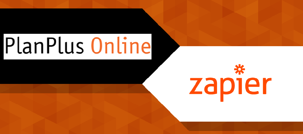 Zapier and PlanPlus Online