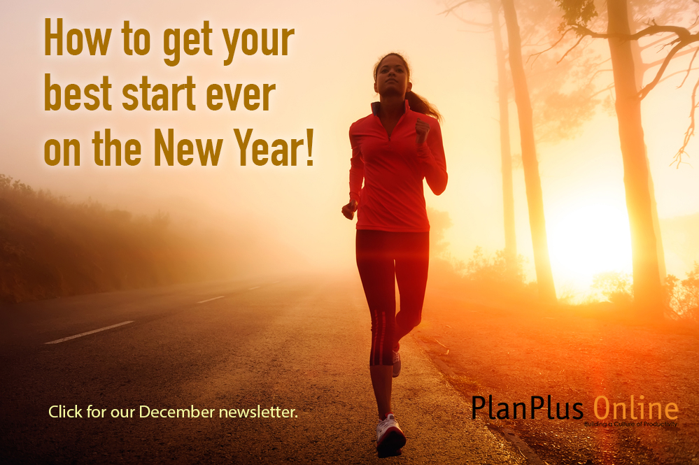 How to get your best start ever on the new year!