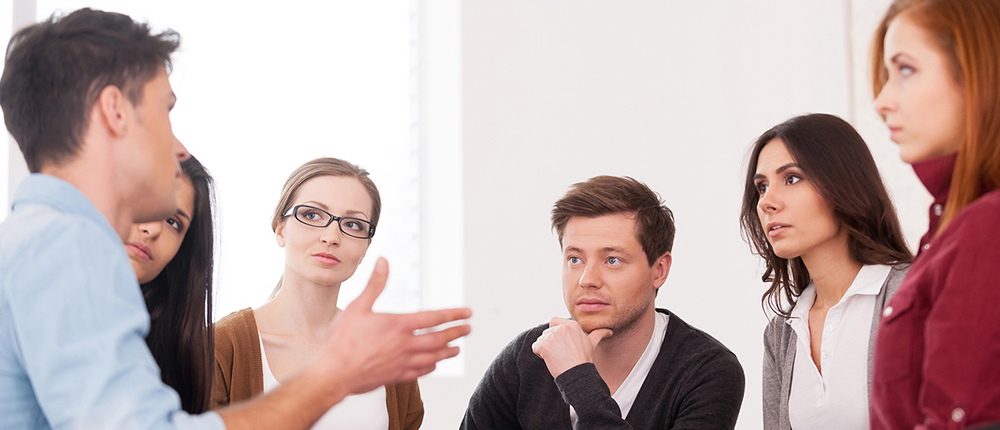 Create a culture of Assertive Respectful communication