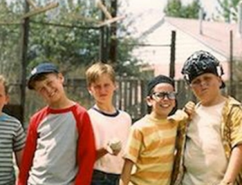 What can the cult classic The Sandlot teach you about leadership?