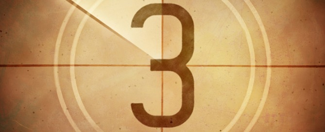 The rule of 3 for productivity